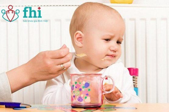 Top 4 nhóm sản phẩm nên bổ sung khi trẻ biếng ăn