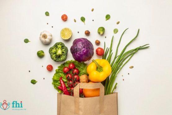 [Cẩm nang] 12 thực phẩm giúp giảm táo bón ở trẻ nhỏ