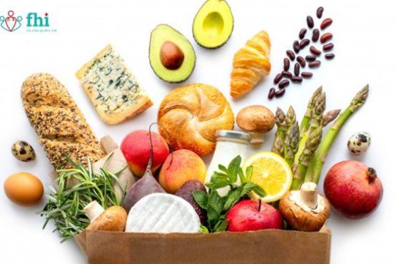 8+ Nguyên tắc xây dựng chế độ dinh dưỡng cho bé bị táo bón