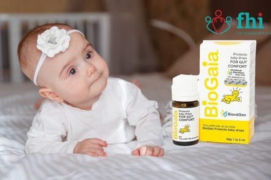 Biogaia – Tất cả bí mật về men vi sinh Biogaia
