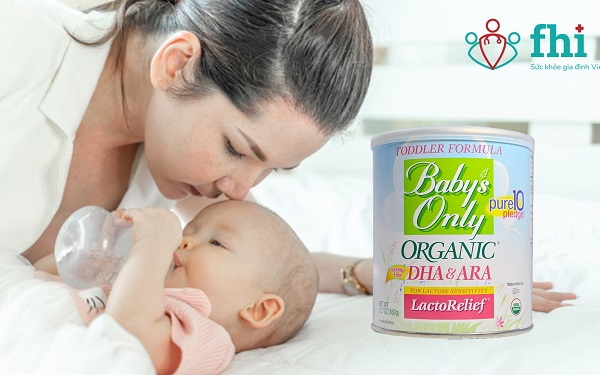 sữa baby only