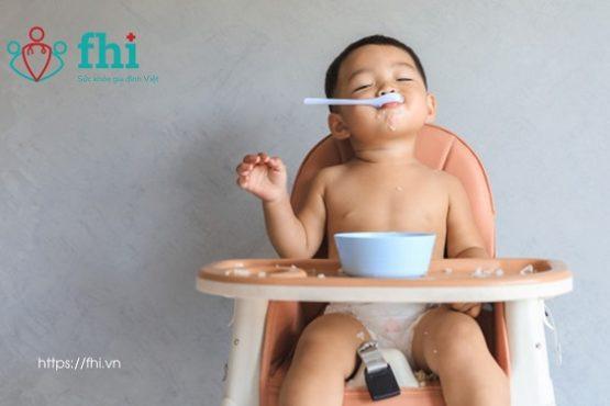 [MẸO] Áp dụng ngay 12 Giải pháp cho trẻ biếng ăn chậm lớn