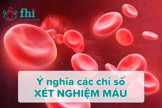 Cách đọc hiểu chính xác các chỉ số xét nghiệm công thức máu ở trẻ