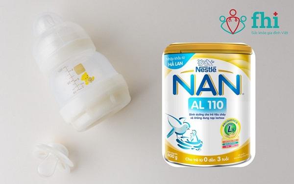 Sữa Nestle NAN AL 110