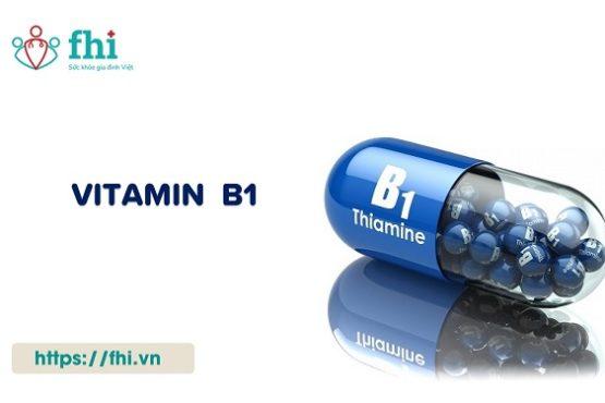 Vitamin 3B và 7 công dụng tuyệt vời cho sức khỏe