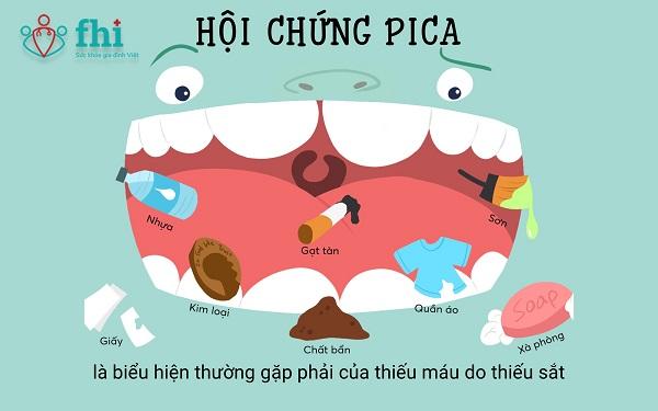 hội chứng pica